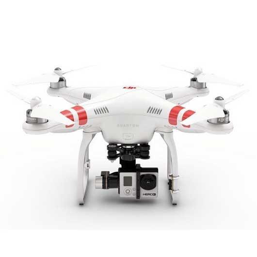 DJI Phantom 2 Vision Plus Quadcopter with Camera - Professional